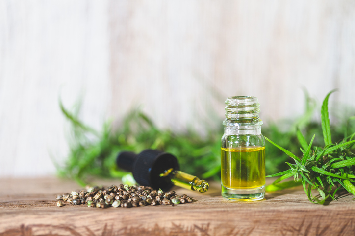 Les experts en CBD recommandent une limite de THC pour les produits finis