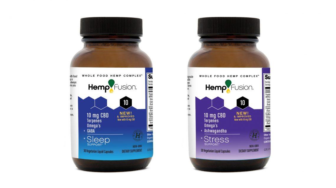 CBD Sleep and Stress Aids
