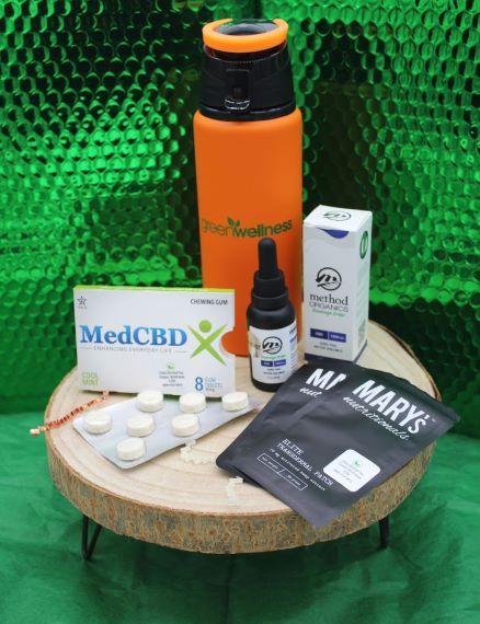 Une société de cannabis présente le kit de gueule de bois au CBD