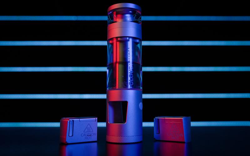 420 Tech Review: le vaporisateur Hydrology9 NX
