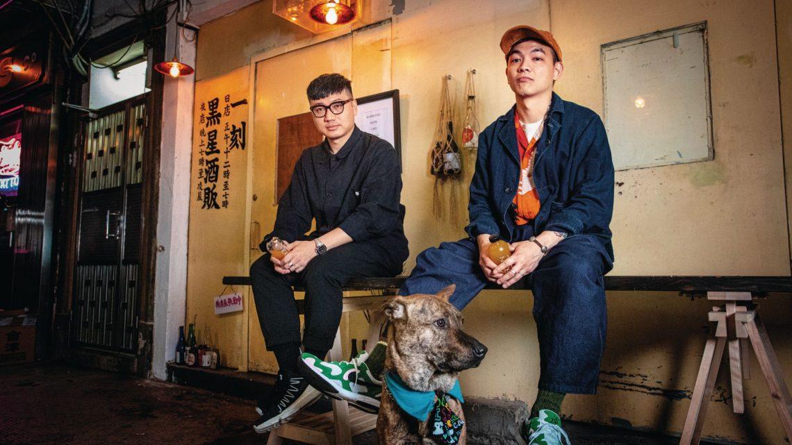 Rencontrez le duo derrière Black Star Liquor Co., un nouveau magasin de boissons CBD à Causeway Bay