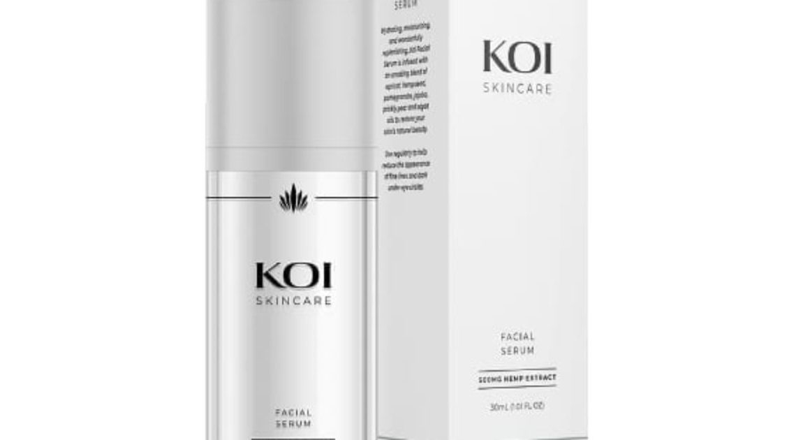 5 raisons de choisir le sérum facial CBD Koi Skincare
