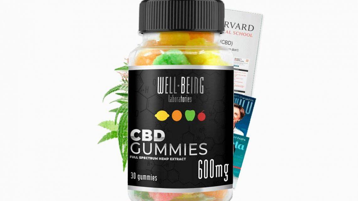 Avis sur Well Being CBD Gummies: produit légitime ou arnaque bon marché?