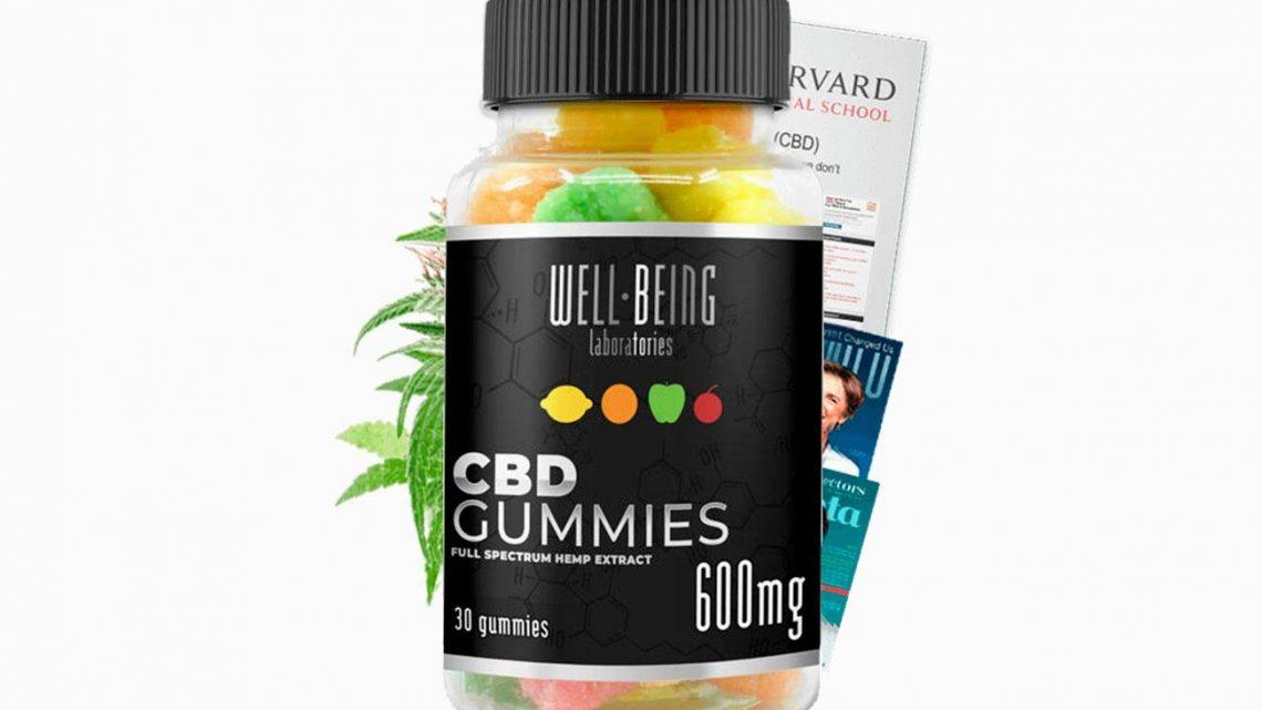 Avis sur Well Being Labs CBD Gummies: Le CBD WellBeing est-il légitime?