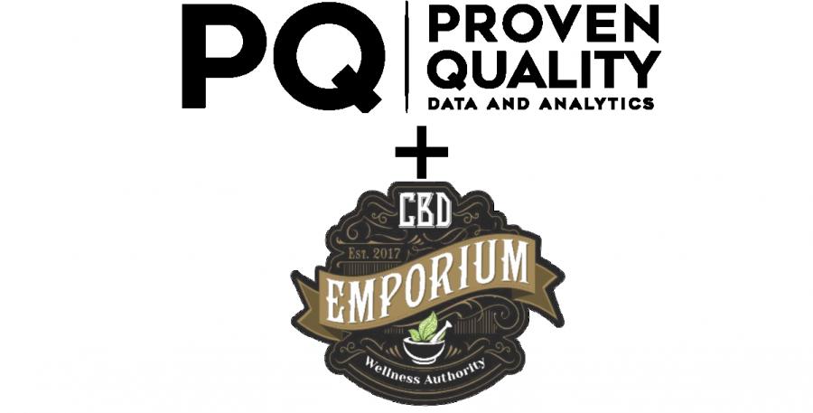 CBD Emporium® et Proven Quality annoncent un partenariat pour mener des études sur les résultats médicaux