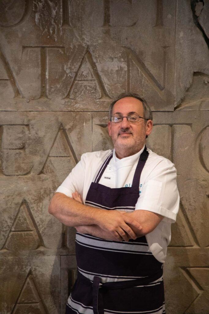 Alpha dans le CBD de Sydney fait passer la cuisine grecque au niveau supérieur