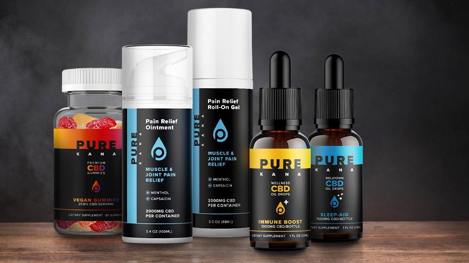 Chemesis ajoute les produits Purekana CBD à son programme de vente