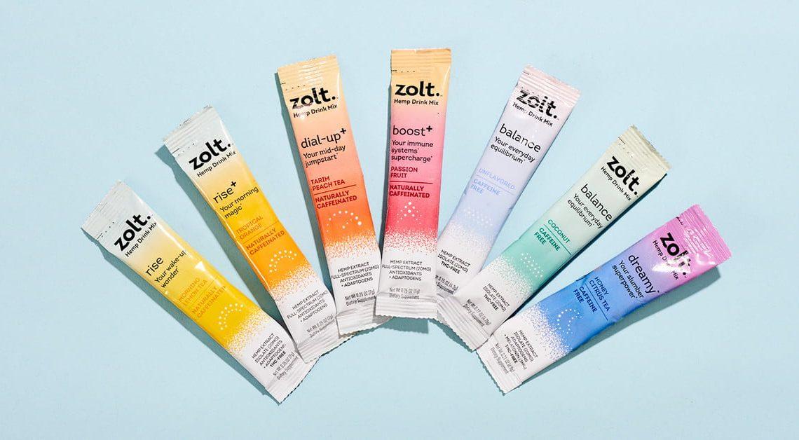 Gérez votre stress et votre argent: 25% de réduction sur la variété de boissons CBD de Zolt