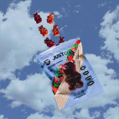 JustCBD fournit une variété de bonbons au CBD à la pointe de l'industrie