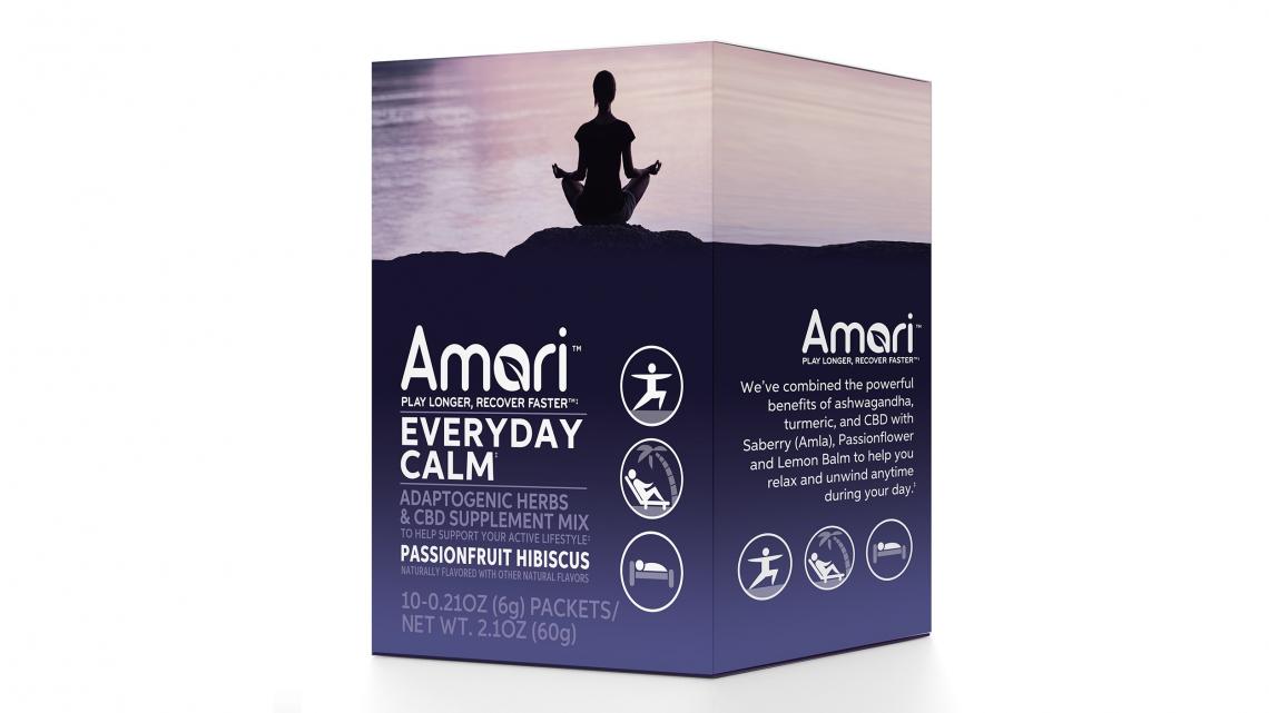 La technologie DehydraTECHTM de Lexaria utilisée dans «Everyday Calm» d'Amari, nommée parmi les meilleurs produits CBD par New Hope Network