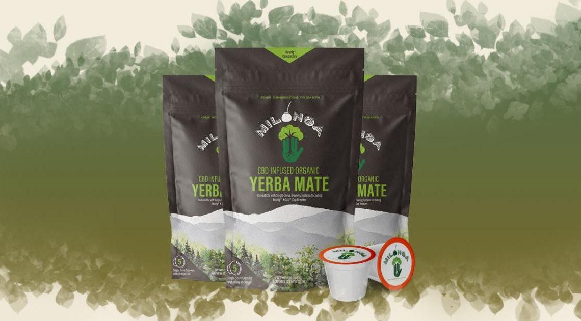 Le fabricant de Yerba Mate à base de CBD Milonga va lancer des K-Cups, des dosettes Nespresso
