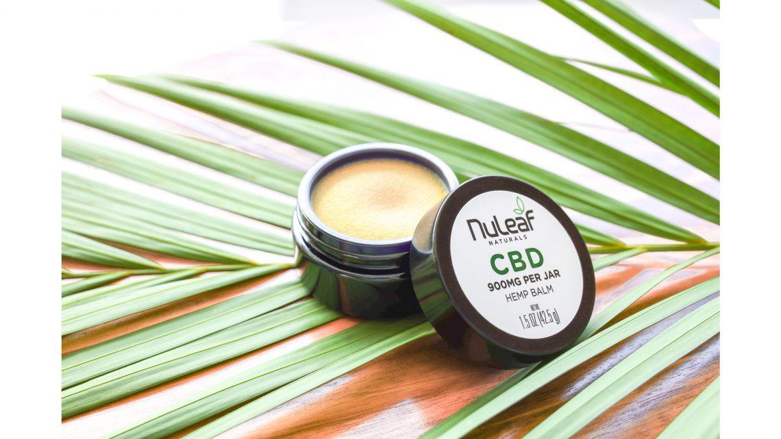Le principal fabricant de cannabinoïdes élargit sa gamme de produits pour inclure le baume CBD