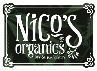 Nico's Organics lance une nouvelle gamme de produits de soins corporels améliorés au CBD biologique