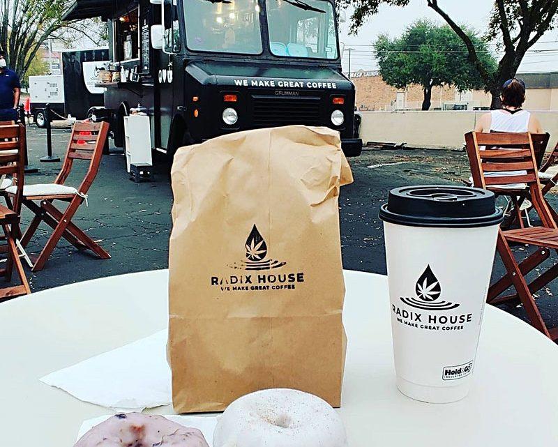 The 420 Issue (2021) – Une entreprise locale de CBD se joint au café et à la communauté: petit camion, grand impact – Alimentation