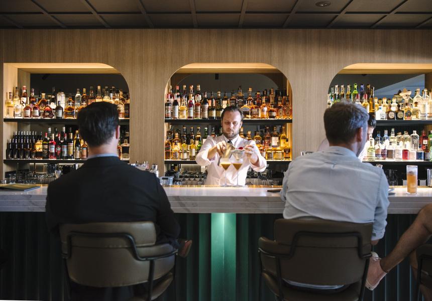 Un festival de cocktails de cinq jours s'empare du CBD de Sydney et de Surry Hills