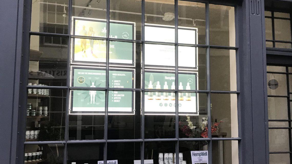 Une société CBD ouvre son premier magasin à York