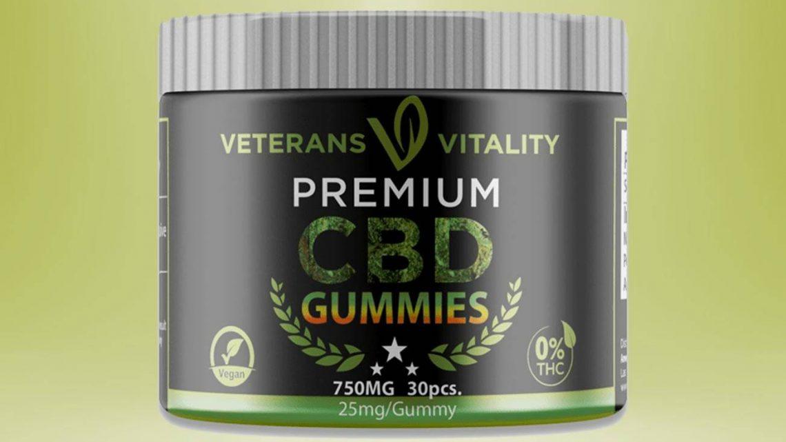 Vétérans Vitality Premium CBD Gummies Review – Chanvre CBD pur?