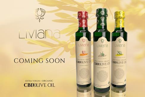 Wuhan General Group présente l'huile d'olive artisanale infusée au CBD Liviana (TM)