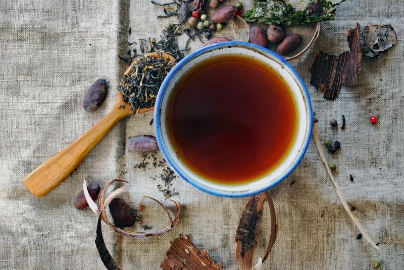 Combiner la puissance du thé CBD et du cannabis