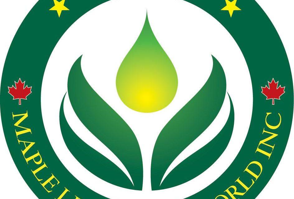 Maple Leaf Green World Inc. obtient une lettre d'intention pour acheter CBD Fusions LLC