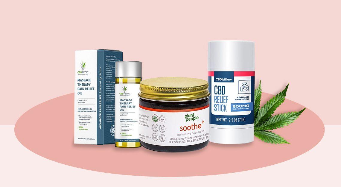 6 meilleurs produits CBD pour les spasmes du dos de 2021