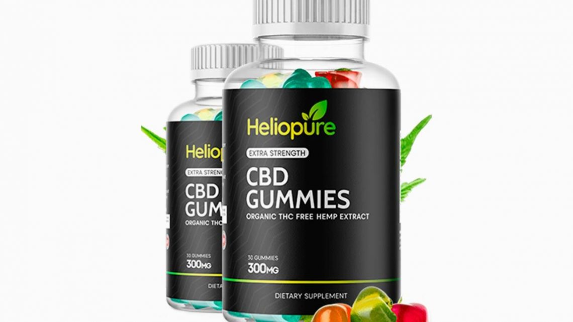 Avis Heliopure CBD Gummies (arnaque ou légitime) ça marche?