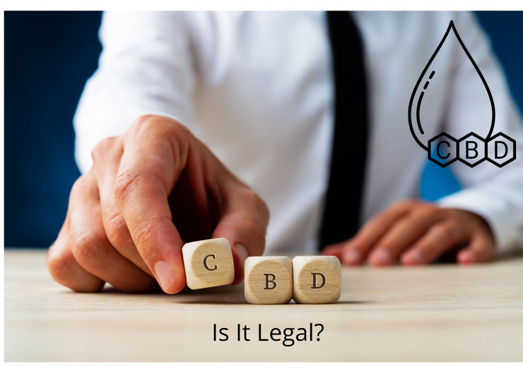 Le CBD est-il légal ?