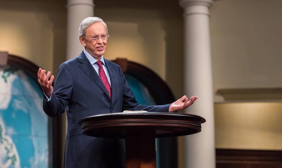 Charles Stanley dit qu'il ne vend pas d'huile de CBD |  Nouvelles de l'Église et des ministères