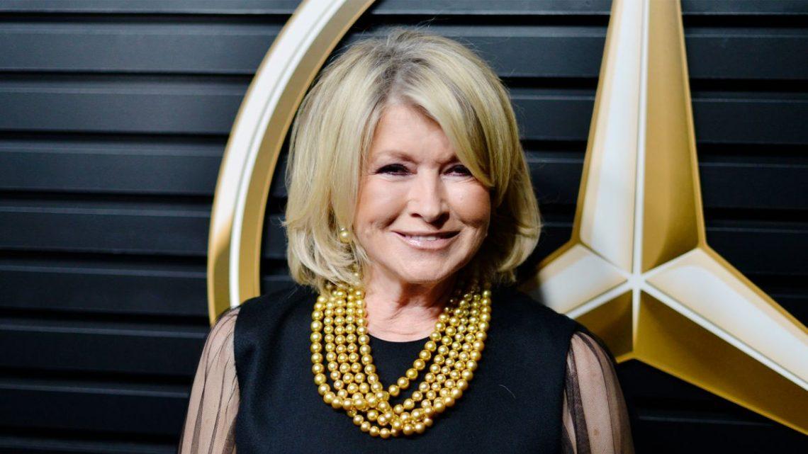 Découvrez la nouvelle «boutique de magasin» de Martha Stewart, qui contient du CBD