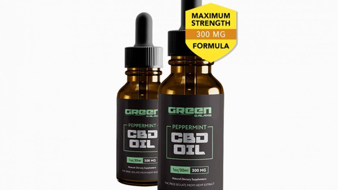 Green Galaxy CBD Review L'huile de CBD GreenGalaxy est-elle légitime ou non ?
