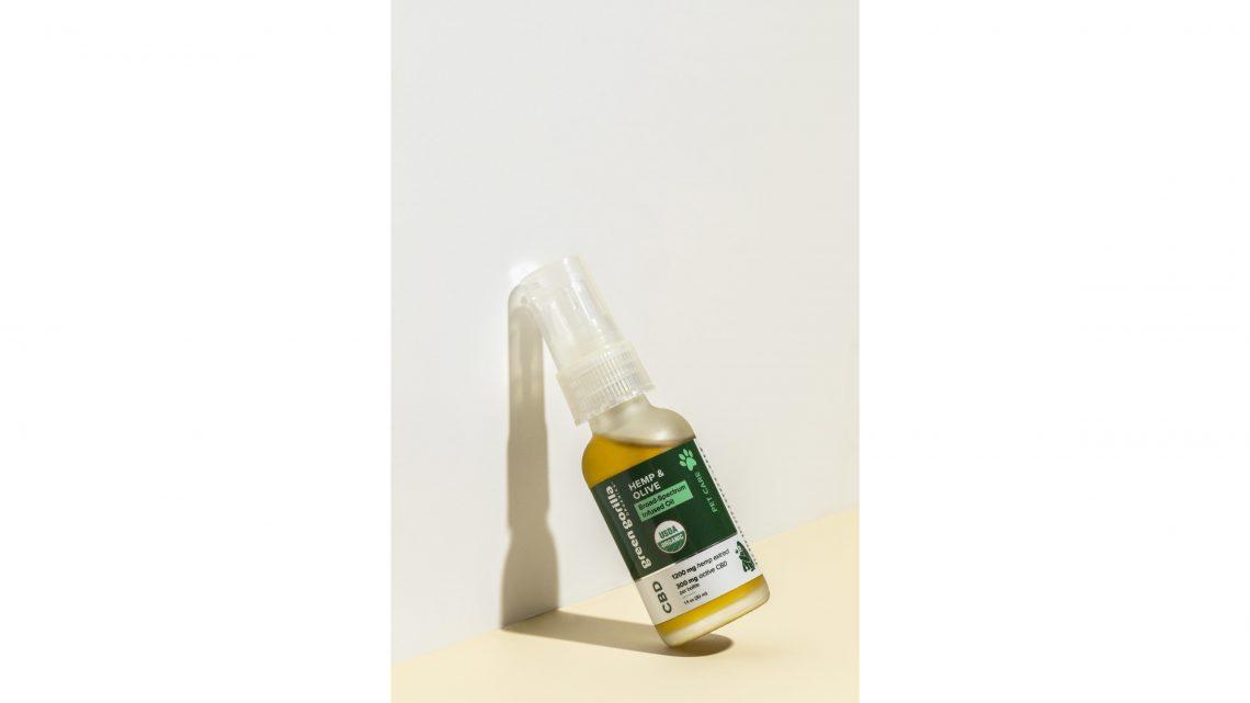 Green Gorilla ™ lance une nouvelle huile de CBD de chanvre à large spectre certifiée biologique (SANS THC) 1200 mg pour animaux de compagnie