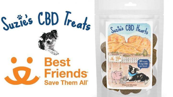 Le CBD de Suzie traite les partenaires avec Best Friends Animal Society |  Colorado