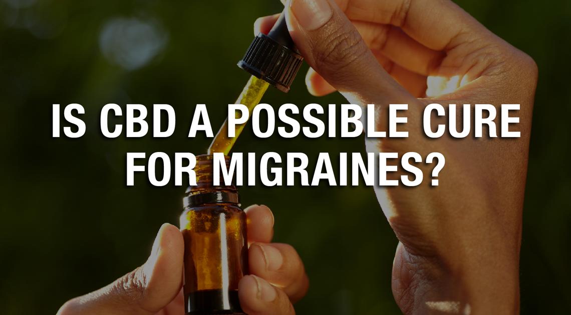 Le CBD est-il un remède possible contre les migraines ?