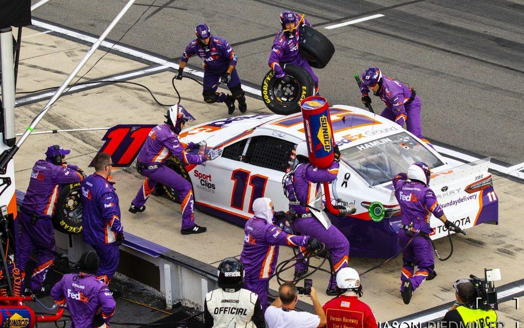 PHOTOBLOG POCONO NASCAR : Série Coupe NASCAR – Pocono Organics CBD 325