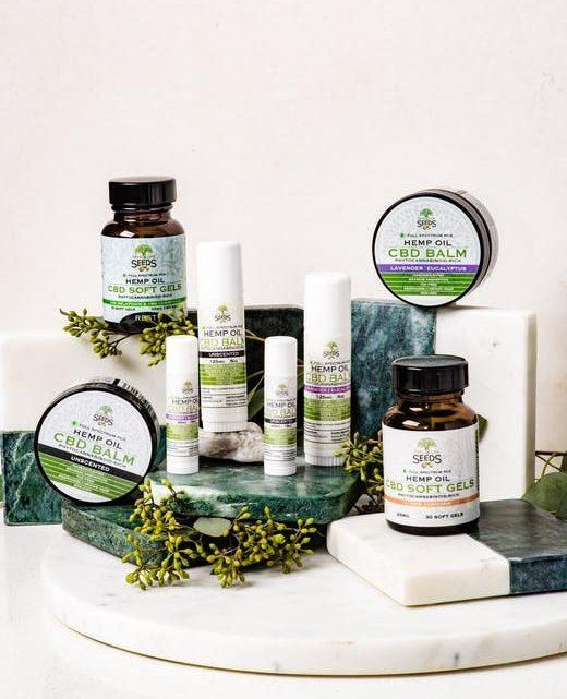 Pure Craft CBD fait le meilleur topique de cannabis pour soulager les douleurs musculaires et articulaires – WRCBtv.com