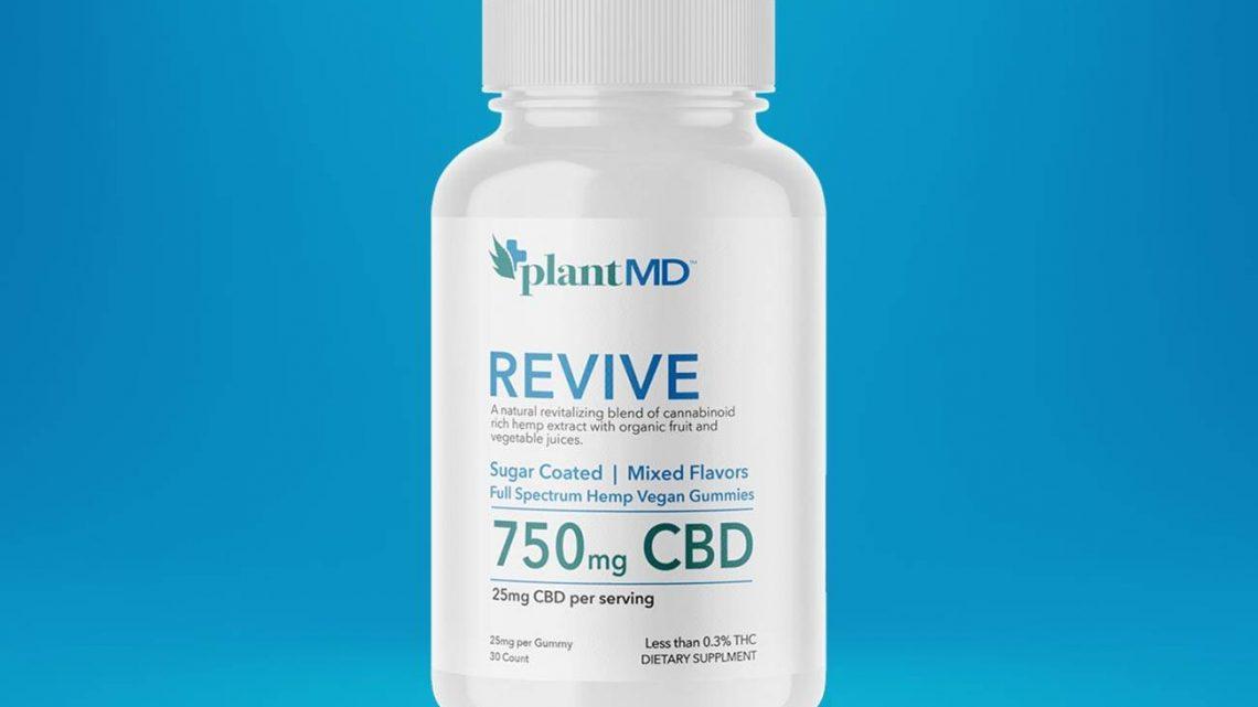 Revue PlantMD CBD Gummies: Les Gummies Plant MD Revive fonctionnent-ils?