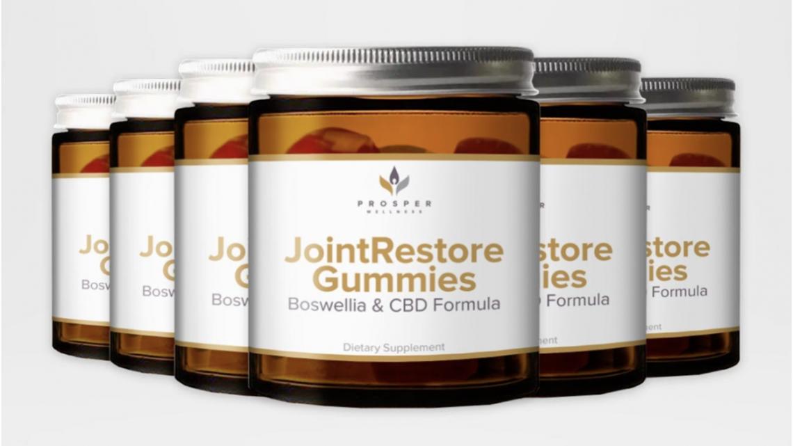 Revue des Gummies Joint Restore – Les Gummies CBD restaurent les articulations ou l'arnaque ?