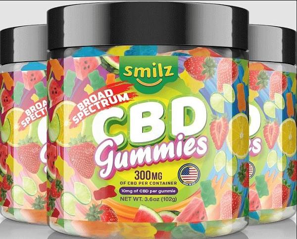 Smilz CBD Gummies Review Shark Tank CBD Gummies (ça marche vraiment) |  Contenu payant |  Cleveland