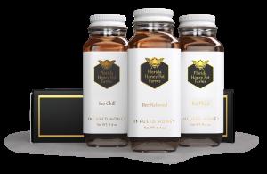 Miel infusé au CBD de Florida Honey Pot Farms