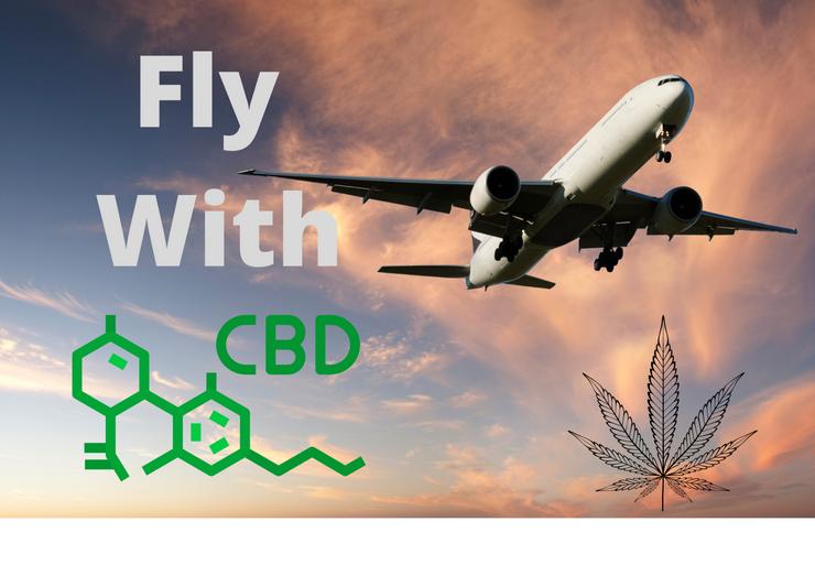 Pouvez-vous voler avec CBD : tout ce que vous devez savoir