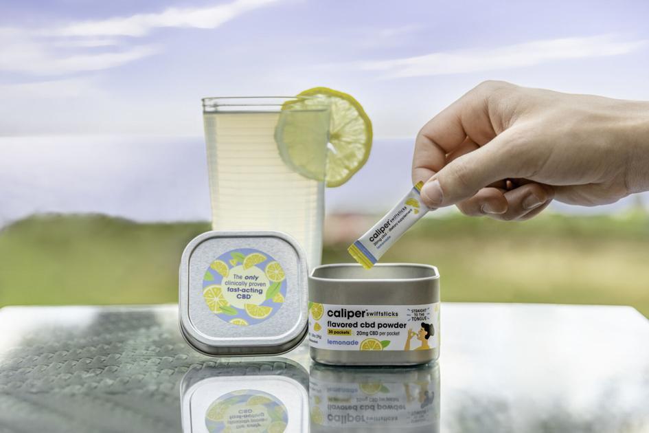 Caliper CBD annonce une nouvelle saveur de limonade Swiftsticks à tirage limité |  nouvelles nationales