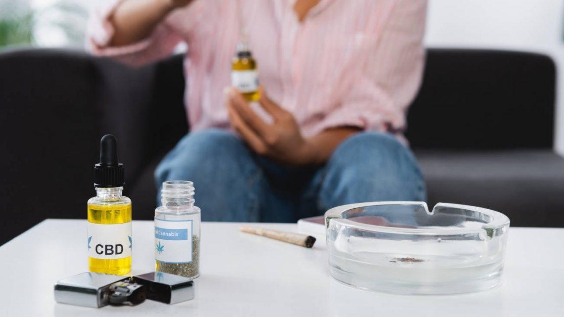 5 meilleures huiles de CBD pour l'anxiété et la dépression