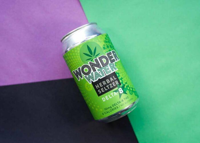 8th Wonder Brewery lance des seltzers CBD et THC dérivés du chanvre