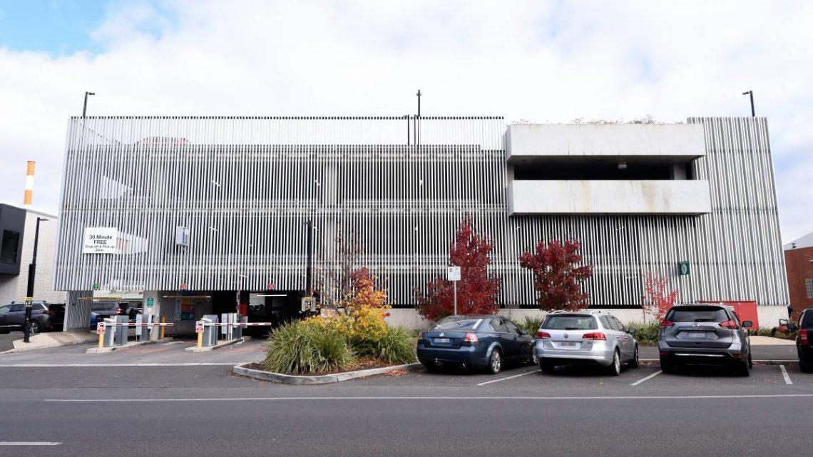 Ballarat CBD 1000 nouveaux parkings : petits emplacements enfermés, grands emplacements proposés |  Le Courrier