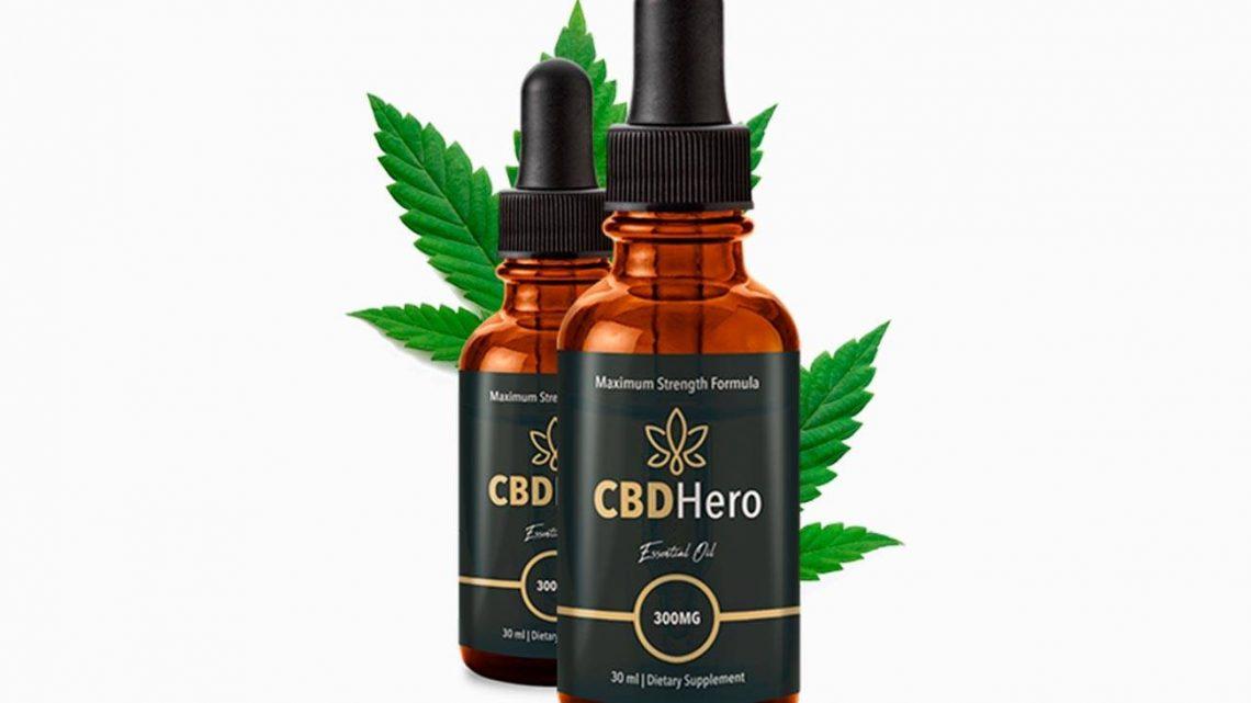 CBD Hero Reviews – L'huile de CBD CBDHero est-elle légitime ou une arnaque bon marché ?