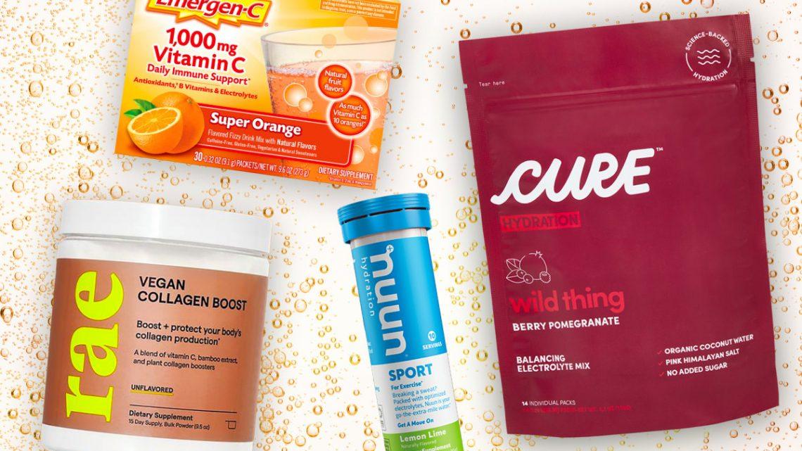 CBD, collagène, vitamine C et plus