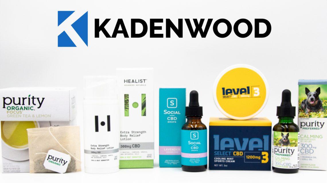 Kadenwood acquiert la marque de bien-être CBD Healist Advanced Naturals