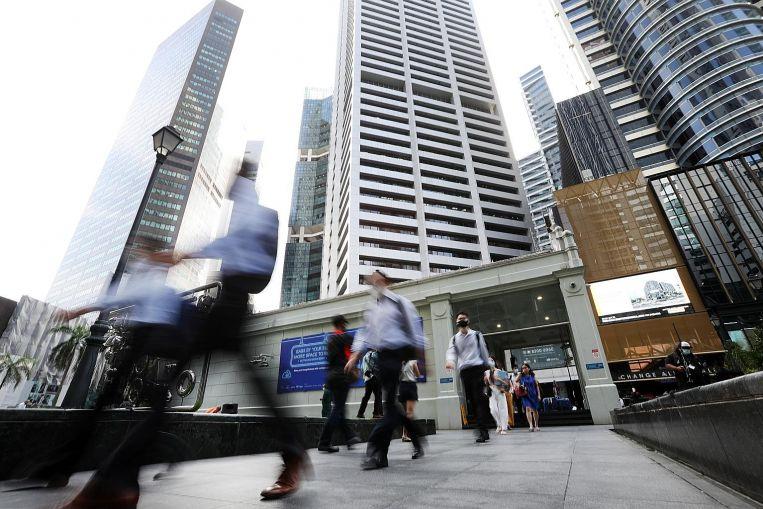 La demande nette d'espaces de bureaux CBD Grade A devient positive au 1er semestre, Property News & Top Stories