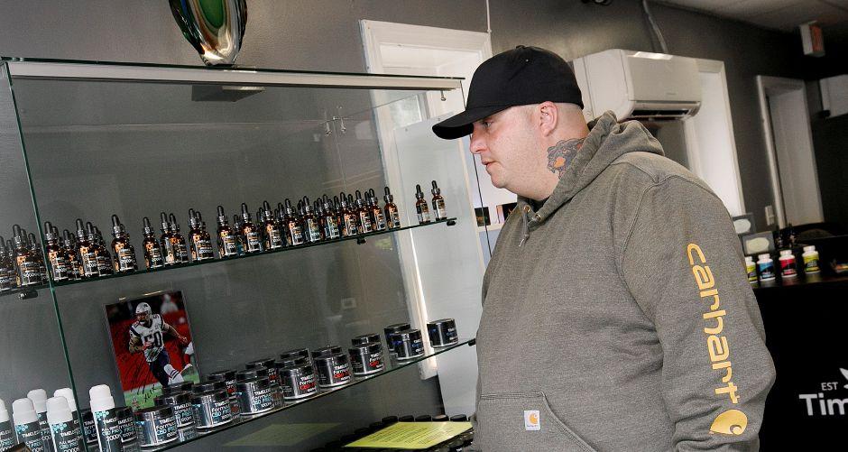 La pétition de Southington pour les ventes de pots est en cours alors que l'industrie du CBD s'attend à une croissance