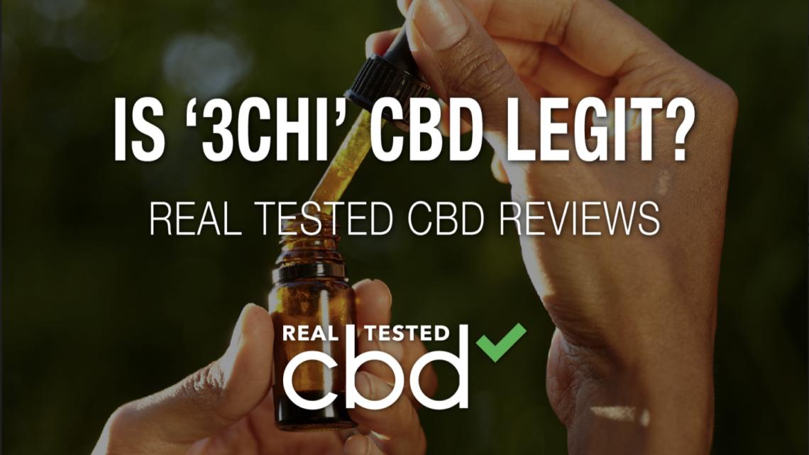 Le «3Chi CBD» est-il légitime?  – Une vraie critique de la marque CBD testée